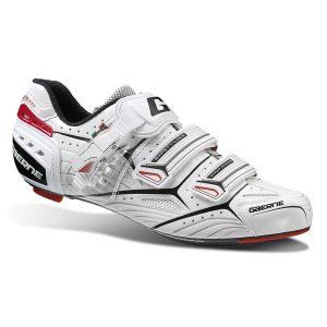 Zapatillas para ciclismo en carretera, Gaerne G. Platinum en color blanco