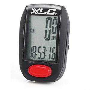 Cuentakilómetros para bicicleta XLC BV-C07