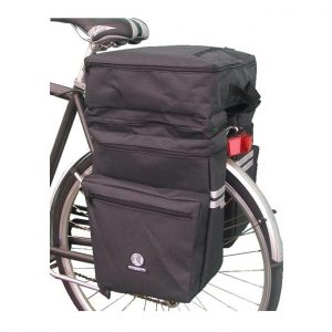 Alforjas para bicicleta Mondosport triple